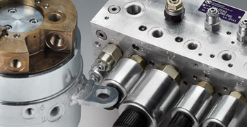 TRIES hydraulic elements and control systems
